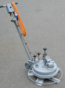 EFS 180 E with swivel motor