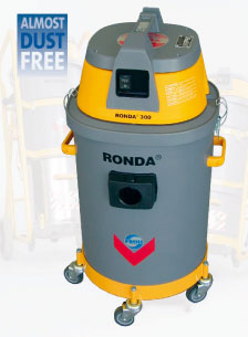 Ronda 300 Industrial dust extractor