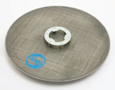 Steel planing disc Ø 600 mm